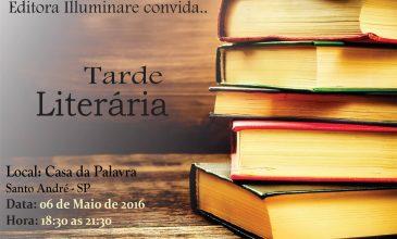 Tarde Literária – Editora Illuminare