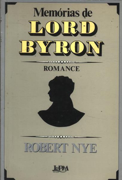Resenha – Memórias de Lord Byron